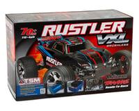Image 7 for Traxxas Rustler VXL Brushless 1/10 RTR Stadium Truck (Red)