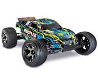 Traxxas Rustler VXL Brushless 1/10 RTR Stadium Truck (Yellow)