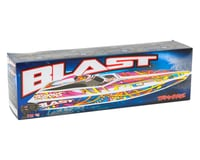 "Image 4 for Traxxas Blast 24"" High Performance RTR Race Boat"