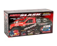 Image 7 for Traxxas Nitro Slash 3.3 1/10 2WD RTR SC Truck (Blue)