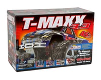 Image 7 for Traxxas T-Maxx 3.3 4WD RTR Nitro Monster Truck (Red)