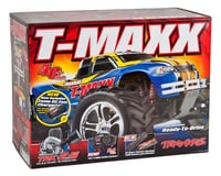 Image 7 for Traxxas T-Maxx Classic RTR Monster Truck (Blue)