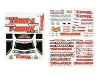 Image 1 for Traxxas T-Maxx 2.5R Decal Sheet