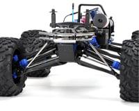 Image 3 for Traxxas Revo 3.3 4WD RTR Nitro Monster Truck w/TQi (Blue)