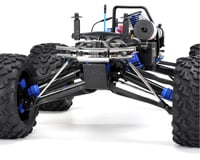 Image 3 for Traxxas Revo 3.3 4WD RTR Nitro Monster Truck w/TQi (Silver)