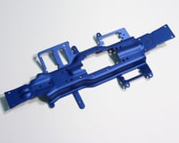 Traxxas Revo Chassis (3mm 6061 T-6 aluminum) (anodized blue) | relatedproducts