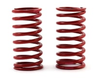 Traxxas GTR Shock Spring (Red) (2) (5.4 Rate Pink)