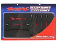 Image 2 for Traxxas Aluminum Turnbuckles (Red) (Jato)