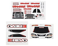 Image 1 for Traxxas E-Revo Decal Sheet