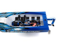 Image 2 for Traxxas Spartan High Performance Race Boat RTR (Blue)