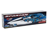 Image 4 for Traxxas Spartan High Performance Race Boat RTR (Blue)