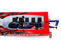 Image 2 for Traxxas Spartan High Performance Race Boat RTR (Red)