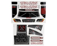 Image 1 for Traxxas Slash Decal Sheet