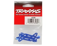 Image 2 for Traxxas Outer Side Plate (2) (Blue)