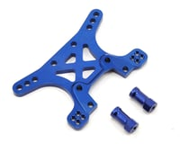 Traxxas Aluminum Front Shock Tower (Blue) | relatedproducts