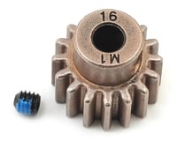 Traxxas Hardened Steel Mod 1.0 Pinion Gear w/5mm Bore (16T) | alsopurchased