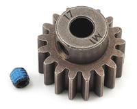 Traxxas Hardened Steel Mod 1.0 Pinion Gear w/5mm Bore (17T) | alsopurchased