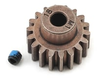 Image 1 for Traxxas Hardened Steel Mod 1.0 Pinion Gear w/5mm Bore (18T)