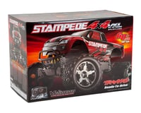 Image 7 for Traxxas Stampede 4X4 VXL Brushless 1/10 4WD RTR Monster Truck (Red)