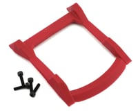 Traxxas Rustler 4X4 Roof Skid Plate (Red) | relatedproducts