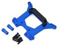 Traxxas Aluminum Rustler 4X4 Rear Shock Tower (Blue) | relatedproducts