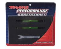 Image 2 for Traxxas Rustler 4X4 87mm Aluminum Toe Link (Green) (2)