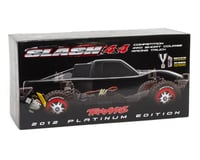 "Image 6 for Traxxas Slash 4X4 LCG ""Platinum"" Brushless 1/10 4WD Short Course Truck"