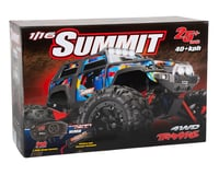 Image 7 for Traxxas Summit 1/16 4WD RTR Truck (Rock n Roll) w/TQ Radio, LED Lights, Battery