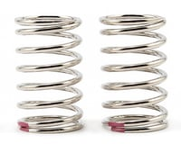 """Traxxas GTR """"Nickel Finish"""" Shock Spring Set (2.77 Rate - Pink) (2) 