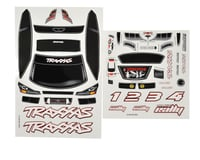 Traxxas 1/16 Rally Decal Sheet | relatedproducts