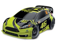 Traxxas VR46 Ford Fiesta ST Rally RTR 1/10 4WD Rally Car (Valentino Rossi)