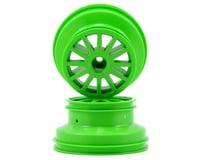 Image 1 for Traxxas Rally Wheel (Green) (2)