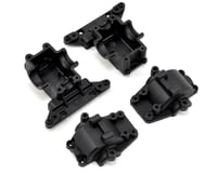 Traxxas LaTrax 1/18 SST Front & Rear Bulkhead/Differential Housing Set