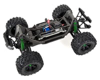 Image 2 for Traxxas X-Maxx 8S 4WD Brushless RTR Monster Truck (Green)