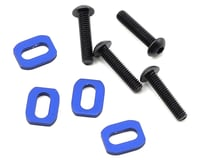 Traxxas X-Maxx Motor Mount Washer (Blue) (4) | relatedproducts