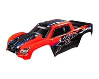 Traxxas X-Maxx Pre-Painted Body (Red)