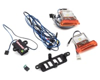 Traxxas TRX-4 Ford Bronco Complete LED Light Set w/Power Supply