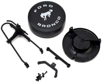 Traxxas Spare Tire Mount & Cover (Ford Bronco) | alsopurchased