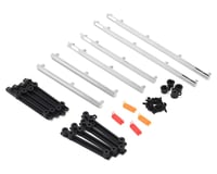 Traxxas TRX-4 Ford Bronco Side Trim Set (Chrome) | relatedproducts