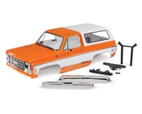 Traxxas Complete Orange 1979 Chevrolet Blazer Body TRA8130X