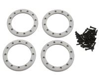 "Traxxas Aluminum 2.2"" Beadlock Rings (Satin) (4) | relatedproducts"