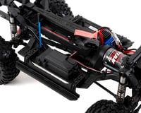 Image 5 for Traxxas TRX-4 Sport 1/10 Scale Trail Rock Crawler (Blue)