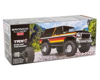 Image 7 for Traxxas TRX-4 1/10 Trail Crawler Truck w/'79 Bronco Ranger XLT Body (Sunset)