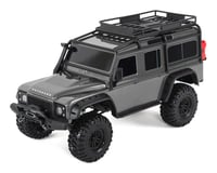 Traxxas TRX-4 1/10 Scale Trail Rock Crawler w/Land Rover Defender Body (Silver)