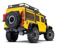 Image 3 for Traxxas TRX-4 1/10 Scale Trail Rock Crawler w/Land Rover Defender Body (Yellow)