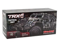 Image 7 for Traxxas TRX-4 Tactical 1/10 Scale Trail Rock Crawler w/Tactical Unit Body