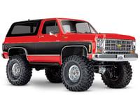Image 2 for Traxxas TRX-4 1/10 Trail Crawler Truck w/'79 Chevrolet K5 Blazer Body (Orange)