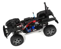 Image 2 for Traxxas TRX-4 1/10 Trail Crawler Truck w/Mercedes-Benz G500 4X4² Body (Blue)