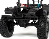 Image 4 for Traxxas TRX-4 1/10 Trail Crawler Truck w/Mercedes-Benz G500 4X4² Body (Blue)