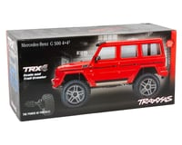 Image 7 for Traxxas TRX-4 1/10 Trail Crawler Truck w/Mercedes-Benz G500 4X4² Body (Blue)